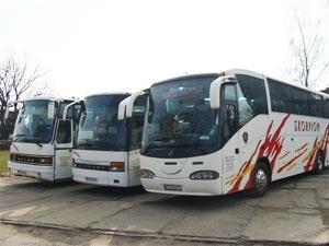 Wynajem autokarów (autobusów) oraz busów - Rzeszów